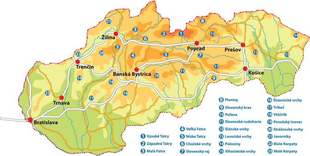 Slovakia Touroperator Corvinus Travel Central Europe Tours