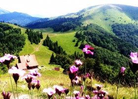 Trekking in the Veľká (Great) Fatra
