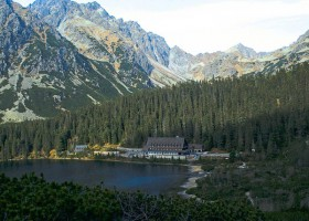 Trekking in the High Tatras