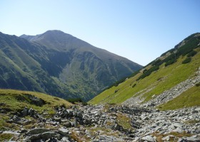 Trekking in the Western Tatras