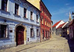 Slovakian helmet – kulttuuria, historiaa, arkkiteh