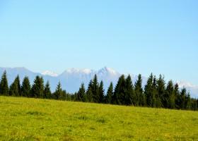 Tatrabergen för löpare